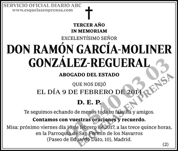 Ramón García-Moliner González-Regueral